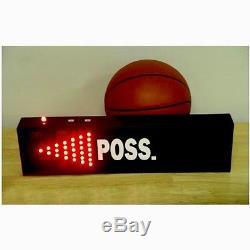 LED Basketball Possession Indicator 20L x 5H x 2D SSG