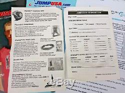LG 11-14 JUMPSOLESs v5.0 & PROPRIOCEPTORs CD Manuals Sports Performance Product
