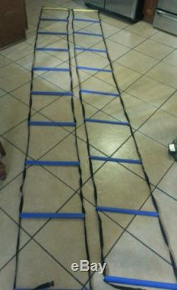 Lateral Jump Agility Ladder Training Running Workout Exercis Speed free shipping