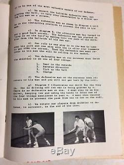 Lets Play Defense / Basketball / Play Manual / Bob Knight / 1968