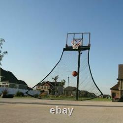 Lifetime Basket Ball Return Net Rebound Net Training Aid Practice Sports Net