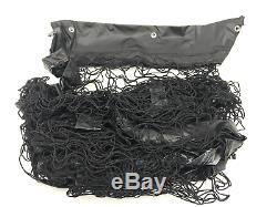 Lifetime Basketball Roll Back Net 12347 Ball Return Net Black #U0250