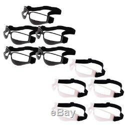Lots 40x Sport Basketball Dribble Dribbling Specs Eye Glasses Goggle -Black