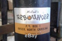 McCall's Rebounder Basketball Team Sports Training Aid Used In Good Condition