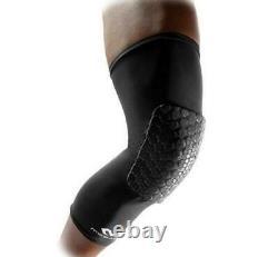McDavid Hex Tuff Leg Sleeves Pair Basketball Knees Protection Large