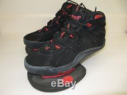 Mens STRENGTH Basketball Jump Training Shoes Size 9.5 Black/Red