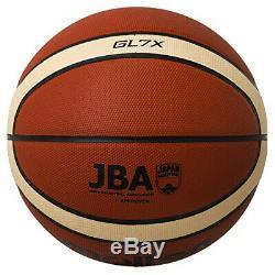 Molten (Morten) Basketball GL7X BGL7X Orange Ivory No. 7 ball