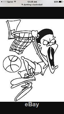 NBA Dunk. Guaranteed 50/Perfect Score Dunk At Any Slam Dunk Contest