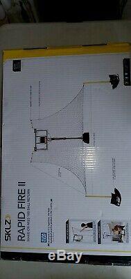 NEW SKLZ Rapid Fire II 2 Make Miss Ball Return Basketball Net Shoot Trainer 180