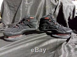 NEW STRENGTH Plyometric Speed Jump Training Shoes Black & Red Men 9.5 Womens 11