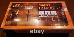 NIB Goalrilla Basketball Yard Guard Easy Fold Defensive Net System Quick Install