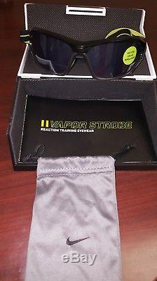 NIKE Sparq Vapor Strobe Reaction Training Eyewear Glasses Eye Wear