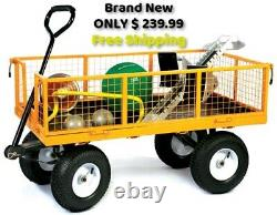 New Athletic Steel Equipment Wagon Free Shipping