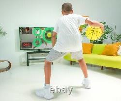 New Dribble Up Smart Basketball Junior Size Indoor/Outdoor Superstar Kit