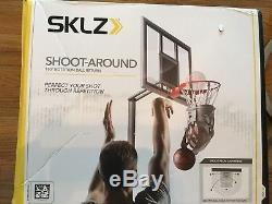 New In Box Sklz Shoot-around 180 Degree Rotation Ball Return
