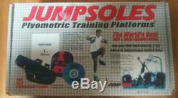 New JumpSoles Plyometric Training Platform Shoes Mens 11-14.5 Large Jump Soles