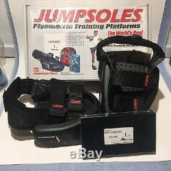 New Jumpsoles Jump & Speed Training System 4.0 Mens Med 8 -10 Basketball