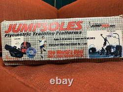 New Jumpsoles Plyometric Training Platforms Large Mens 11-14 1/2