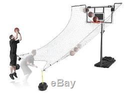 New in Box SKLZ Rapid Fire Basketball Return Backstop Shooting Training System