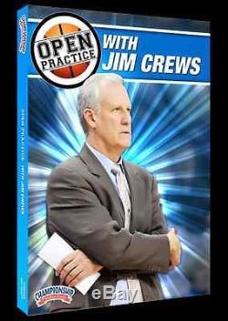 Open Practice with Jim Crews