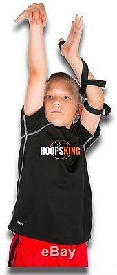 Perfect Jump Shot Strap Team Pack (10 Straps) Basketball Training Aid for. NEW