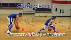 Point Guard Elite Training Basketball 4 DVD Pack