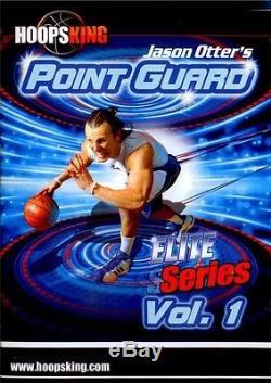 Point Guard Elite Vol. 1 Basketball Coaching DVD