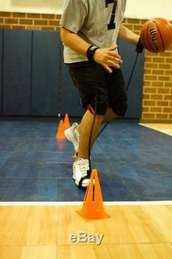 Power Dribble Training Aid Basketball & Agility 2-pack