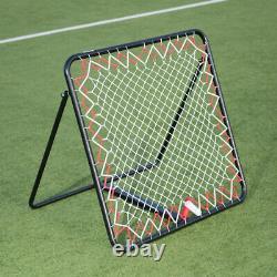 Precision Multi Sports Rebounder Bounce Net Frame Football Handball Basketball