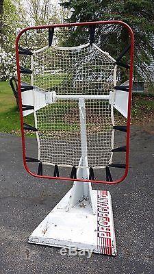 Pro-Bounder Pro Bounder Basket Rebound Passing Ball Return Net Training Equipmen