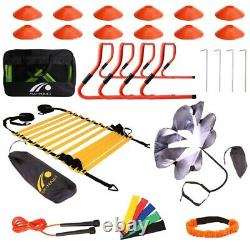 Professional Agility Trainer for Football Basketball Soccer Jump Rope Practice