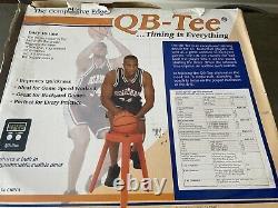 QB-Tee New In Box Quarterback Basketball Training Timer Coach Stopwatch Practice