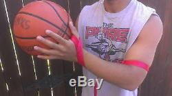 RED PURESHOOTER STRAP/BASKETBALL SHOOTING TRAINER