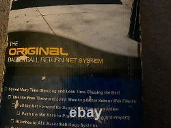 ROLBAK GOLD EDITION The original basketball return net system