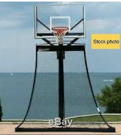 ROLBAK PF510 Gold Basketball Return Net System NIOB