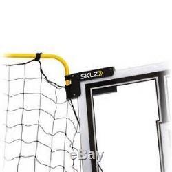 Rapid Fire 2.0 Basketball Return System Shooting Practice Rebounder Netting
