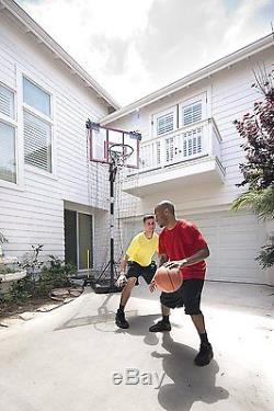 Rapid Fire 2 Make or Miss Ball Return 180-Degree Court Outdoor Players Backstop