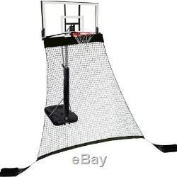 Rebounder Basketball Return System
