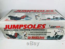 Retro Jumpsoles V 5.0 Plyometric Vertical Basketball Training Size Large L Mens