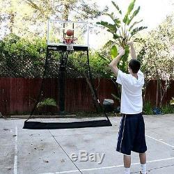 Rolbak Ball Returns Guard Nets Gold Basketball Return Sports Training Outdoors