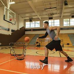 SKLZ Basketball Training Solo Assist Rebounder Black