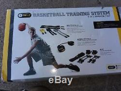 SKLZ Basketball Training System 3-In-1 Essentials Kit Hopz (New Open Box)