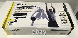 SKLZ Basketball Training System 3-in-1 Essentials Kit Open Box