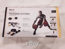 SKLZ Basketball Training System 3-in-1 Essentials Kit Vertical Jump Speed Power