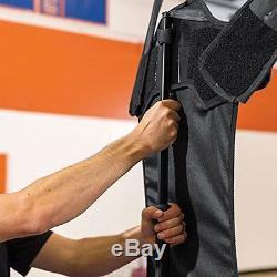 SKLZ D-Man Basketball Trainer Fully Adjustable for Offensive Defensive Drills