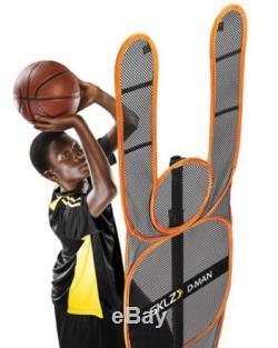SKLZ D-Man Hands Up Defensive Basketball Mannequin