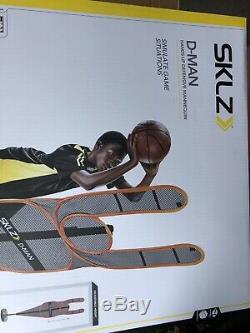 SKLZ D-Man Hands-Up Defensive Basketball or Football Training Mannequin