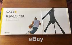 SKLZ D-Man Pro Adjustable Defensive Mannequin New, Sealed in Box