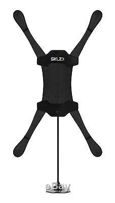 SKLZ D-Man Pro Elite Basketball Defensive Mannequin for. New, Free Shipping