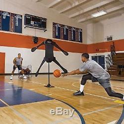 SKLZ D-Man Pro Elite Basketball Defensive Mannequin for Offense and Def. New